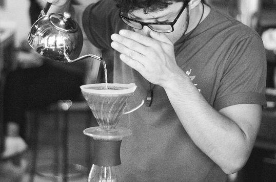 Workshop - Café em casa