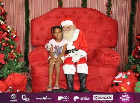 Carreta do Papai Noel - Parque São João 08/12