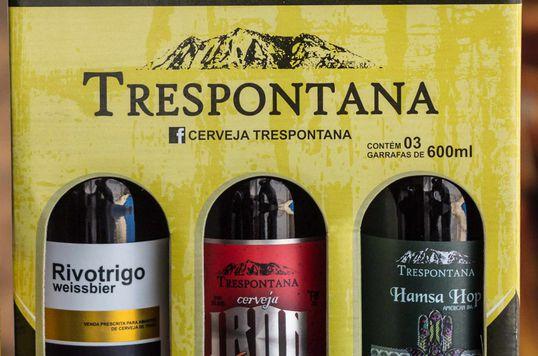 Seu Kit de cervejas perfeito Trespontana