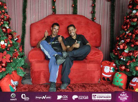 Carreta do Papai Noel - Flamengo 14/12