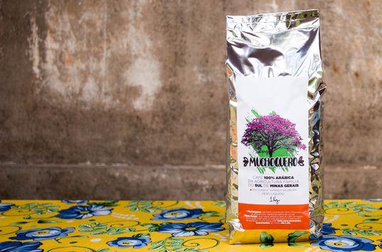 Muchoquero - Blend - 1kg - Torra Escura