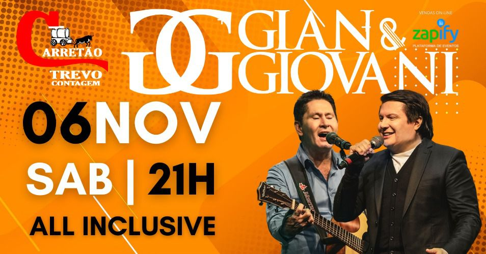 Show Gian e Geovani
