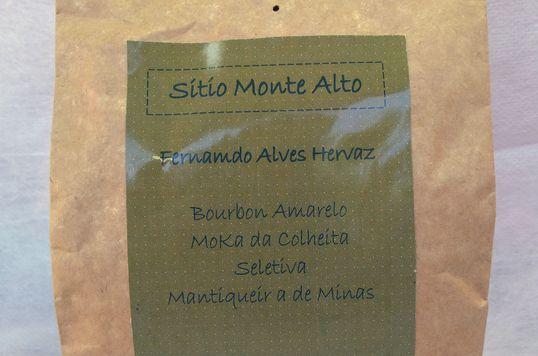 Sitio Monte Alto