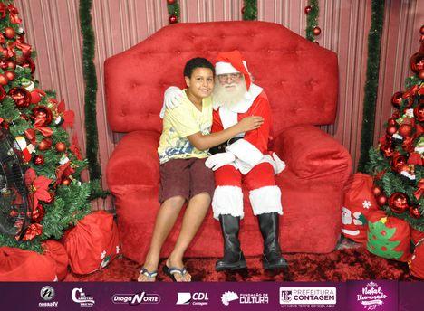 Carreta do Papai Noel - Riacho 06-12