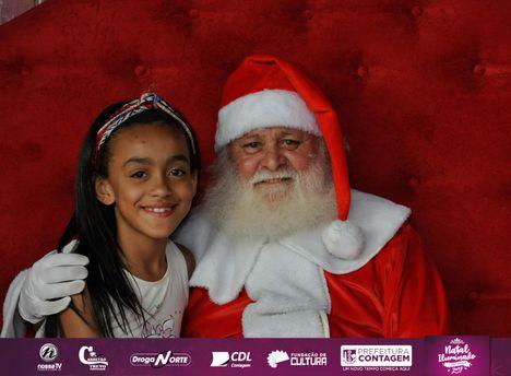 Carreta do Papai Noel - Tropical 19/12