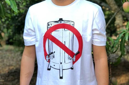 Camiseta Copo Café