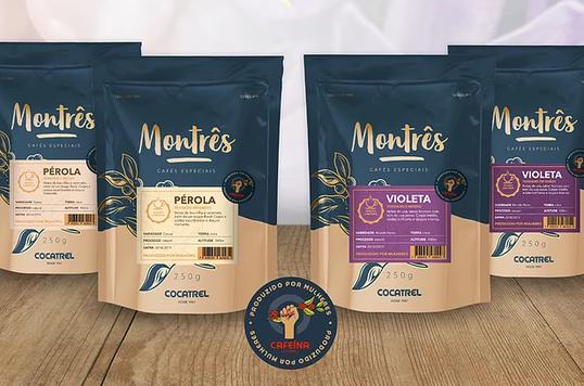 Cocatrel lança cafés especiais totalmente produzidos por mulheres