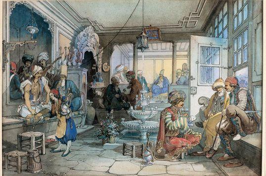 """Você já visitou uma """"Casa de kaoáh""""?"""