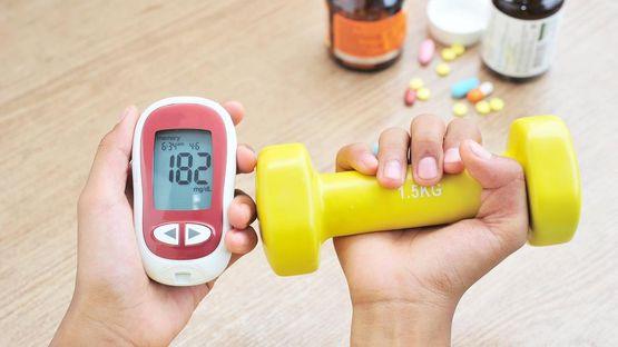 Treino para Diabéticos