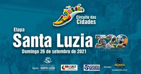 Circuito das Cidades Etapa Santa Luzia