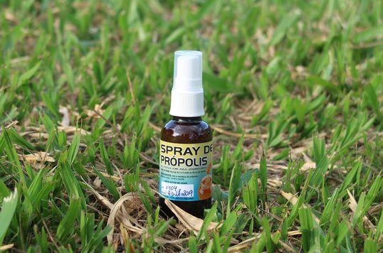 Spray de própolis -  Apiário Hervaz