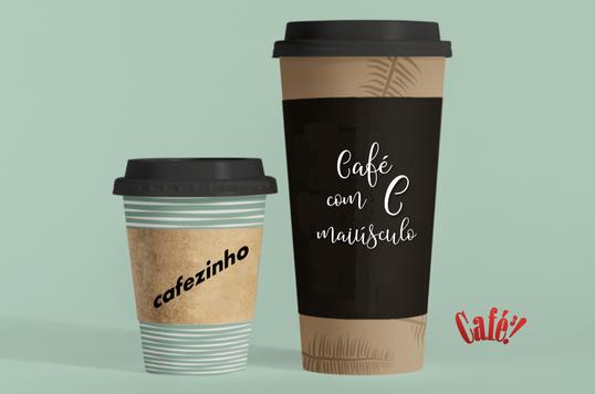 Declare seu amor ao café!