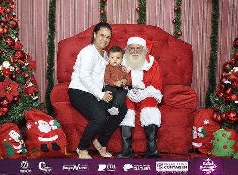 Carreta do Papai Noel - Praça do Divino 03-12