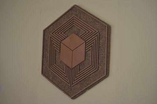 Mandala croop cubo  - Artcafé