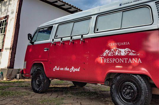 Sua Festa de fim de ano com a Kombi Pub Cervejaria Trespontana