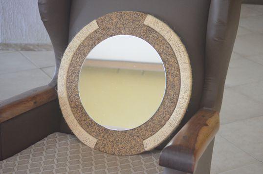 Mandala com espelho (m) - Artcafé