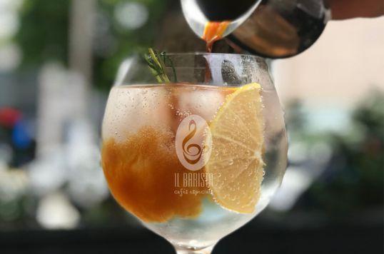 Il Barista celebra o aniversário de São Paulo com drink de café e gin