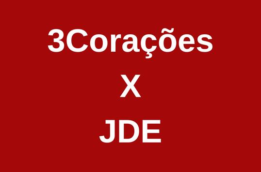 3Corações X JDE