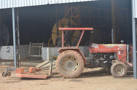 Realize serviços de roçadeira em sua lavoura