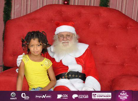 Carreta do Papai Noel - Ipê Amarelo 16/12