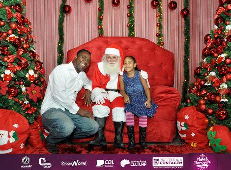Carreta do Papai Noel - Praça da Glória 01-12
