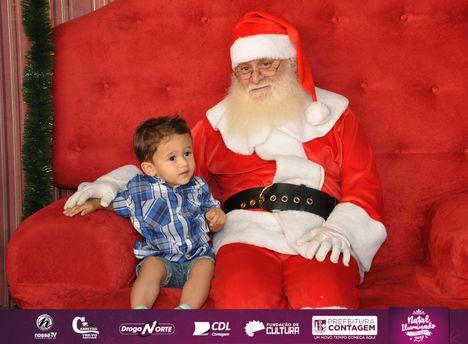 Carreta do Papai Noel - Bernardo Monteiro 15/12
