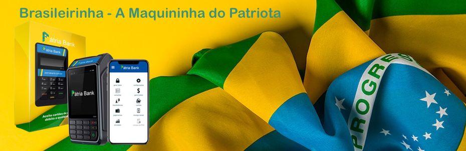 PátriaBank Brasileirinha