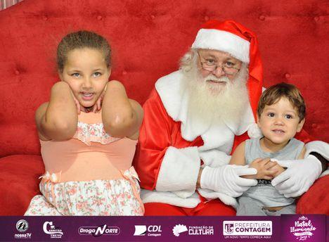 Carreta do Papai Noel - Icaivera 19-12